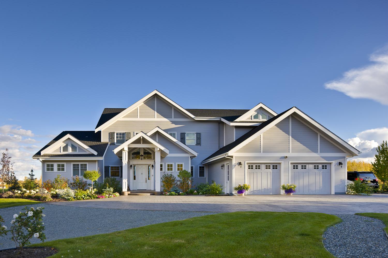 Alaska real estate mehner associates selling alaska for Home builders anchorage ak
